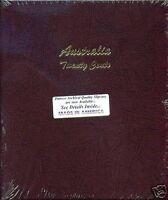 Dansco Australia Twenty Cent Decimal Album 7338-1