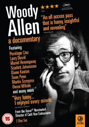 Woody Allen: A Documentary [DVD][Region 2]