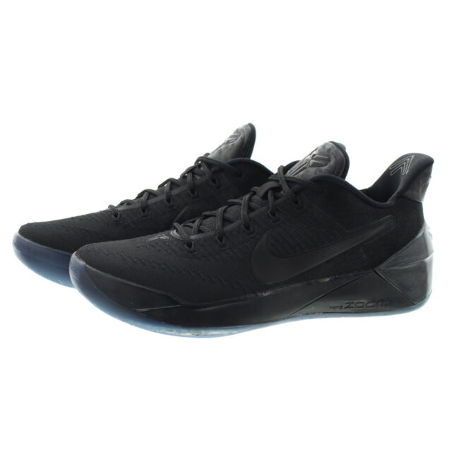 5ec368ac9b5 Nike 852425 Mens Kobe Bryant Zoom A.D. Mamba Low Top Basketball Shoes  Sneakers