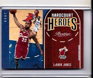 2010-11-Prestige-1-Hardcourt-Heroes-Lebron-James-Heat-CSV