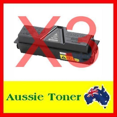 3x NonGenuine TK1144 TK1144 Toner Cartridge for Kyocera FS1035 FS1135