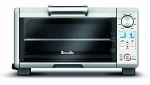 Breville Bov450xl Mini Smart Oven With Element Iq Il Rt6