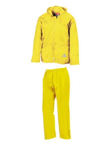 Result Weatherguard™ Schlechtwetter-Anzug Kombianzug Regenjacke