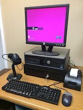Point of Sale PC, USB Printer, Barcode Scanner, Cash Drawer + POS Salon App
