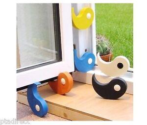 The-Flux-Stoppy-Rubber-Door-Stop-Jam-Door-Wedge-amp-Window-Stopper-12-Colours
