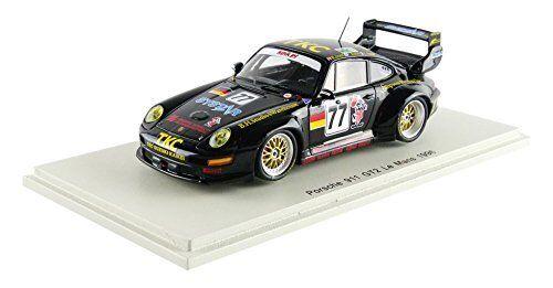 Porsche 911 Gt2  77 18th Lm 1996 T. Suzuki   G. Kuster   M. Jurasz 1 43 Model