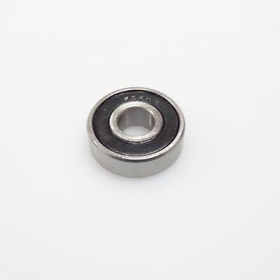 Serio Radiale Acciaio Cromo Miniatura Cuscinetti 8 X 22 X 7 Mm Sigillo Partcore 608 Bianchezza Pura