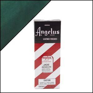 Angelus Leather Dye Jade 88ml (11,30€/100 ml)