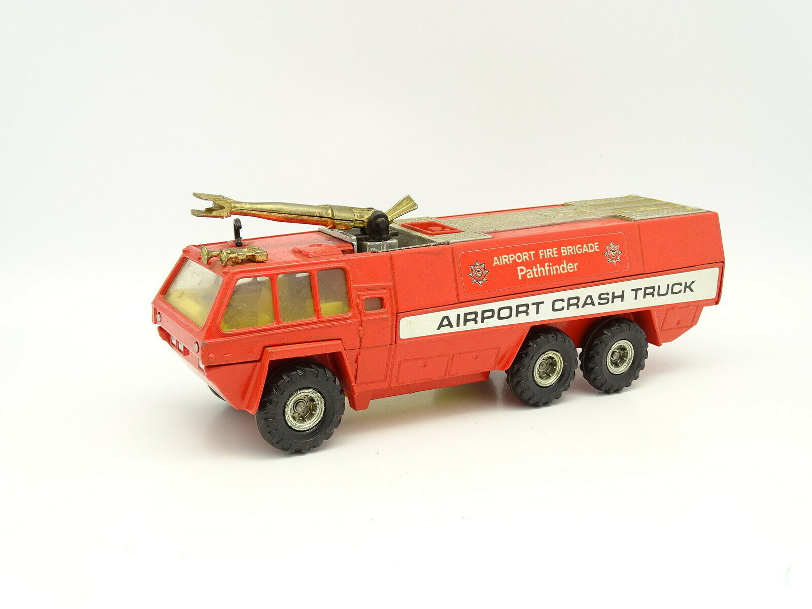 Corgi Sb 1 50 - Chubb Pathfinder Airport Crash Tender Fire A