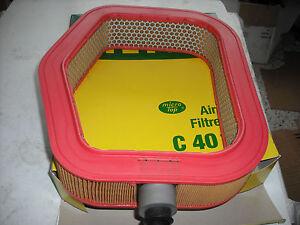 AIR-FILTER-FILTRO-ARIA-MERCEDES-BENZ-COUPE-039-C124-87-93-MANN-FILTER-C40193