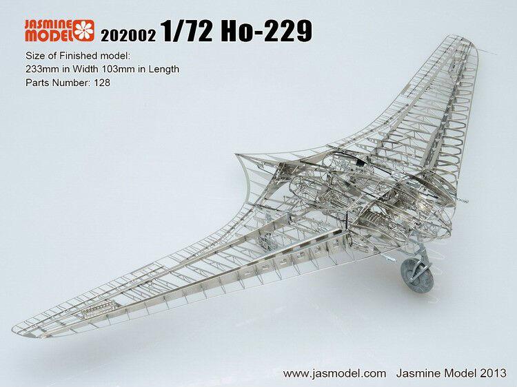 202002 1 72 Ho-229 Full Structure PE Detail Model Jasmine Model