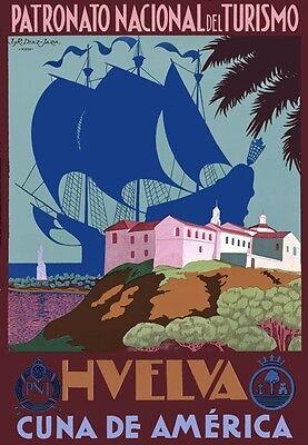 TX126 Vintage Portugal Travel Tourism Poster Re-Print A2//A3