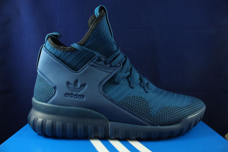 adidas tubuläre x pk sz primeknit tech stahlblauen s80131 sz pk 10,5 4ef073