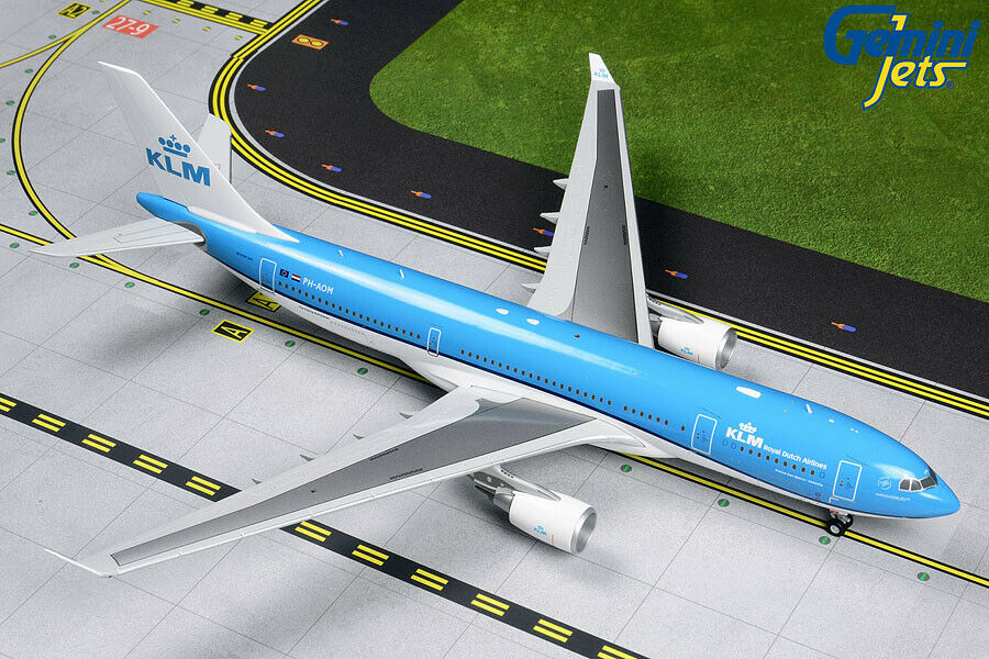 Gemini Jets Klm Airlines Airbus A330-200 1 200 Die-cast Modelo G2KLM839 pre-order