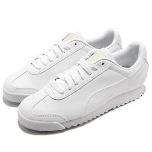 Details about Puma Roma Basic White Men Women Running Walking Casual Shoes  Sneakers 353572-21