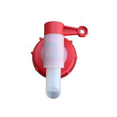 BIONODOR SANZODEUR Bioethanol Robinet verseur pour bidon 20 litres
