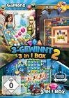 GaMons - 3-Gewinnt 3 in 1 Box 2 (PC, 2016)