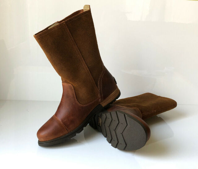 NEW SOREL Major Pull On Boot Women 11