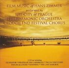 Film Music of Hans Zimmer by Hans Zimmer (Composer) (CD, Jun-2007, 2 Discs, Silva America)