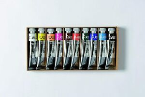 Maimeri-Classic-Set-Of-10-Oil-Colours-Fine-Tubes-0-7oz-Made-IN-Italy