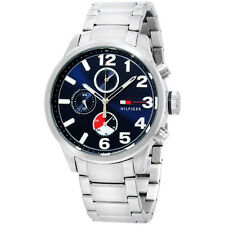 Tommy Hilfiger Men's Quartz Stainless Steel Casual Watch 1791242)