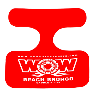 WOW World of Watersports Saddle Float, 14-2140 Beach Bronco Floating Pool Seat