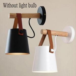 info for 0197f 3dab1 Details about LED wall lights for living room wall lights-Light Nordic wood  belt 2019
