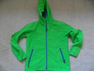 Bello Cmp Bella Softshell Giacca Verde Tg. 512 Top Bi619-mostra Il Titolo Originale