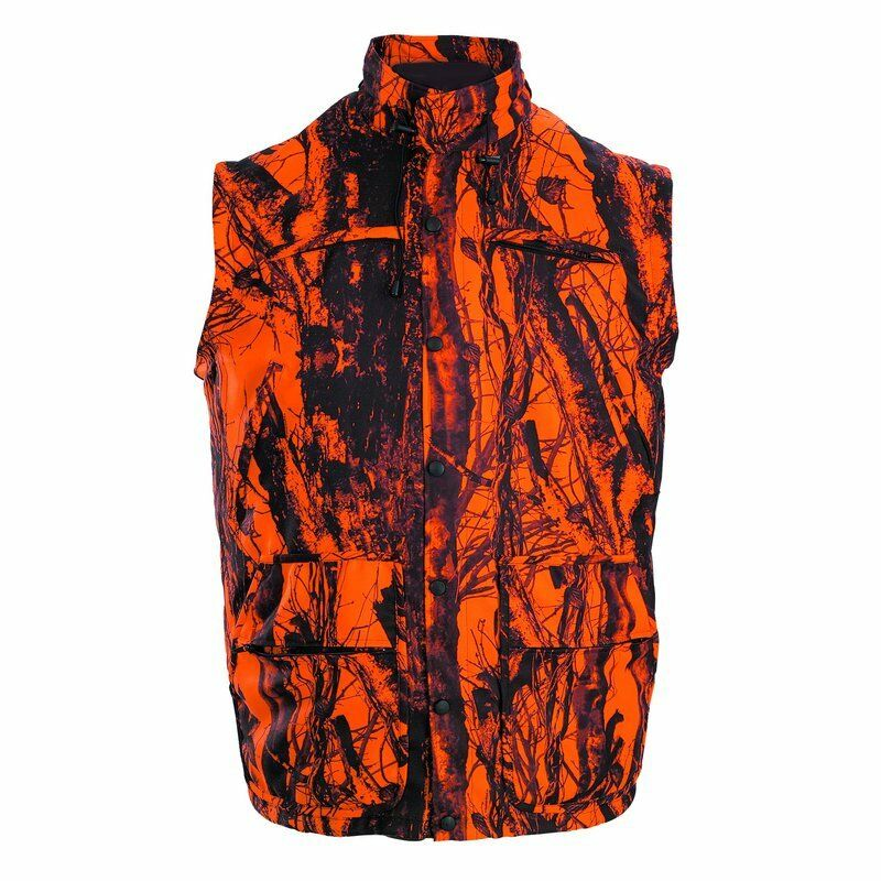Farm-país belfast  sobre desenfunda chaqueta 2in1 señal chaqueta caza chaqueta chaqueta camu. caza  en linea