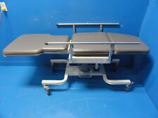 Biodex 056 605 Deluxe Ultrasound Table With Side Rail Height Adjustable 16421