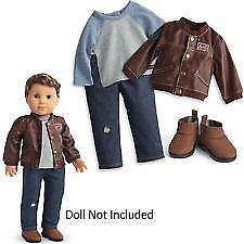 American Girl Logan Performance Outfit NEW IN AG Box