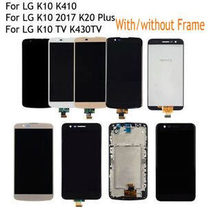 For LG K10 / LG K10 TV K430TV LCD Display Touch Screen