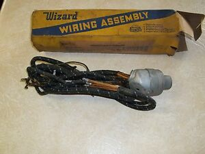image is loading 1939-ford-nors-headlight-horn-wiring-harness-standard-