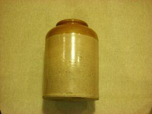 Lithgow-Pottery-Large-Storage-Jar-26cm-H-X-18cm-W