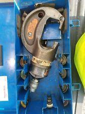 Thomas Amp Betts Tampb Tbm 15pf 15 Ton Hydraulic Crimping Tool With Dies