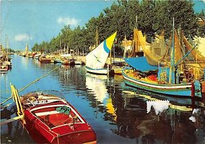 B75862-cervia-milano-maritima-porto-canale-italy