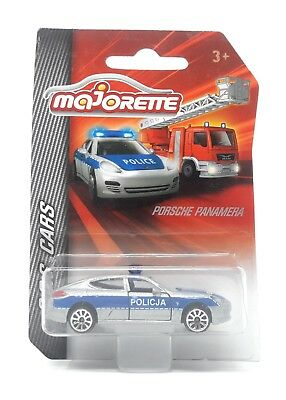Majorette Street Cars Peugeot 407 blue 1//61 Model Car metal blister