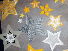 Stanze Framelits stitched Stars Sterne passend zur Big Shot Stampin up + Sizzix