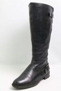 Caprice Stiefel schwarz Leder Warmfutter Gr. 40 (UK 6,5)