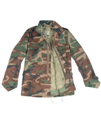 5xl Giacca Giacca giacca Giacca campo inserto Tarn con militare M65 Xs militare tec Giacca Mil anorak Giacca qq1naFwU