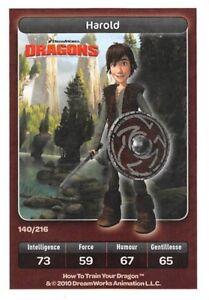 Karte-Carrefour-Dreamworks-Dragons-Harold-Spezial-Nr-140