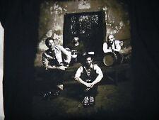 COLDPLAY band concert VIVA LA VIDA 2008 world tour t shirt men's M