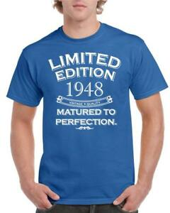 21st-30th-40th-50th-60th-70th-80th-Unisex-Funny-Birthday-T-Shirt-Matured-To-Top