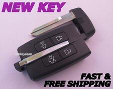 OEM FORD TAURUS smart proxy keyless entry remote fob transmitter +NEW KEY INSERT