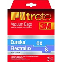 Eureka Ox Vacuum Bag,no 67710-6, Electrolux Homecare Products on sale