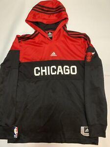 presentar Controversia Consciente  Chicago Bulls Adidas Hoodie   eBay