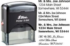 Address Stamp Self Inking