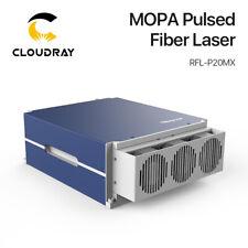 Raycus 20w Mopa Pulsed Fiber Laser Source Rfl P20mx For Laser Marking Machine