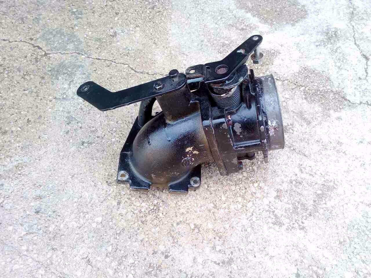 MERCRUISER 7.4L BRAVO (MPI)(GEN. VI) Trottle GM 454 V-8 2000 Trottle VI) Body a0bd5e