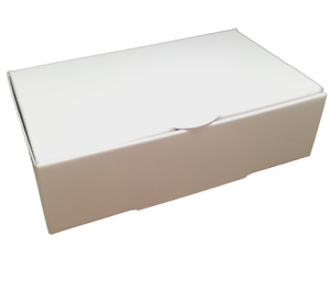 15-Larger-White-Wedding-Party-Cake-Boxes-for-a-single-slice-of-cake-105x65x35mm